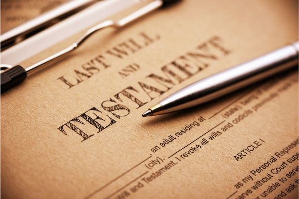Why to Avoid Handwritten Notations on Your Will