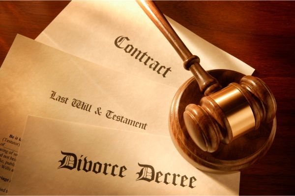 Does Divorce Invalidate Gifts to Your Ex-Spouse in Your Will?
