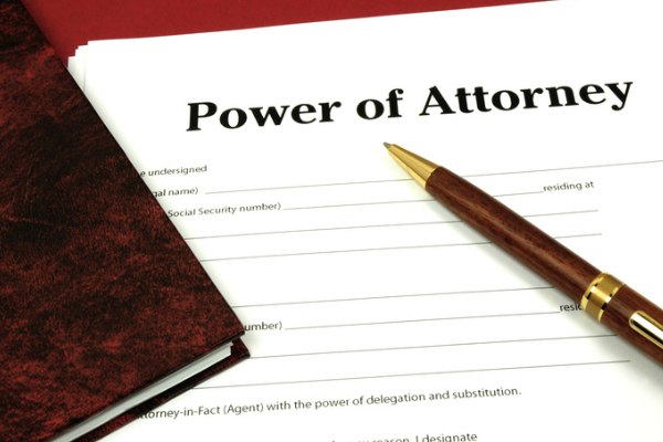 Real Estate Transactions and Powers of Attorney